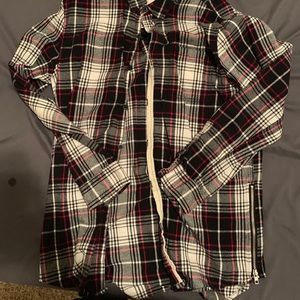 On the Byas flannel
